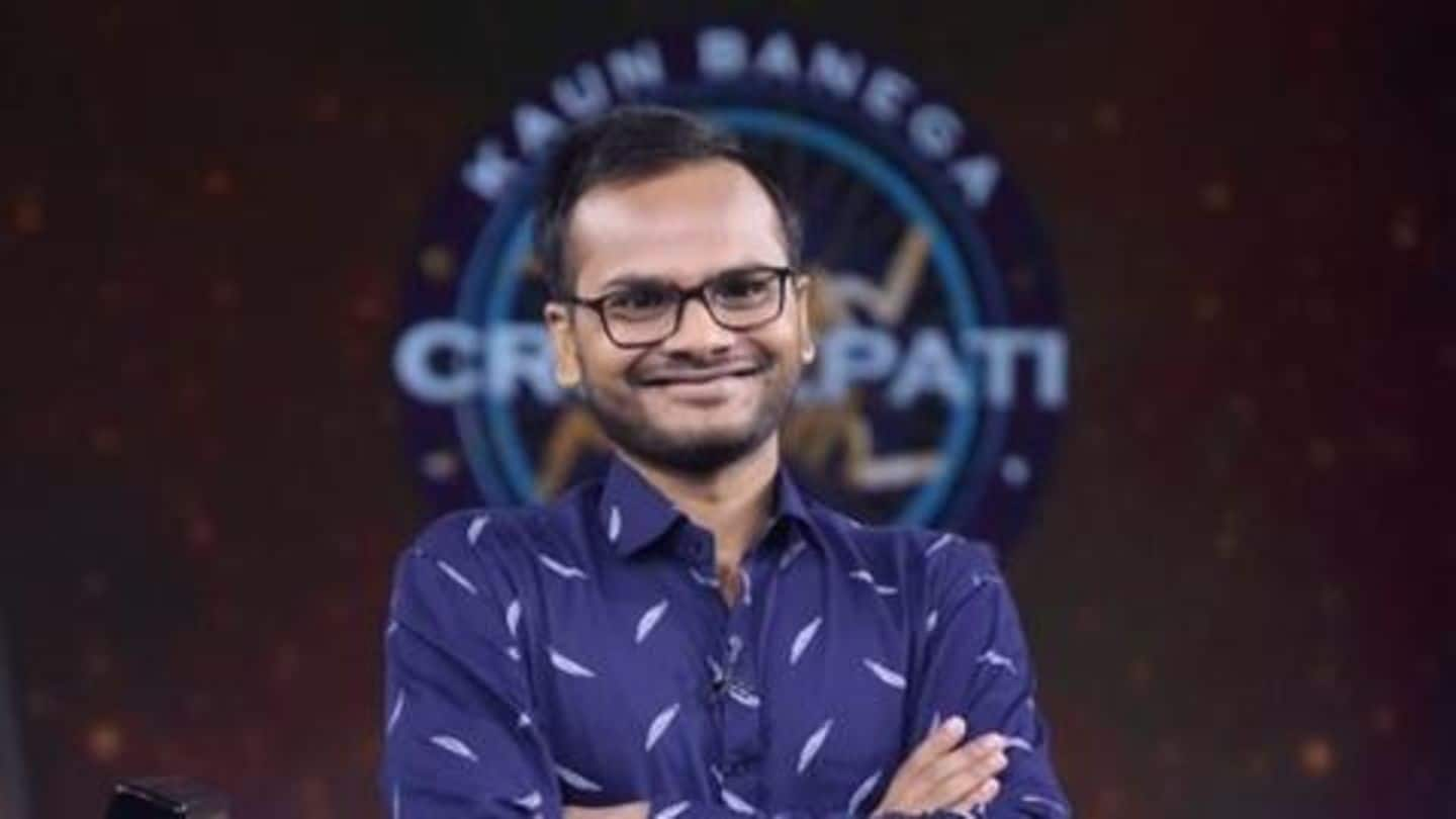 What was 'KBC 11's first crorepati Sanoj Raj's winning secret?