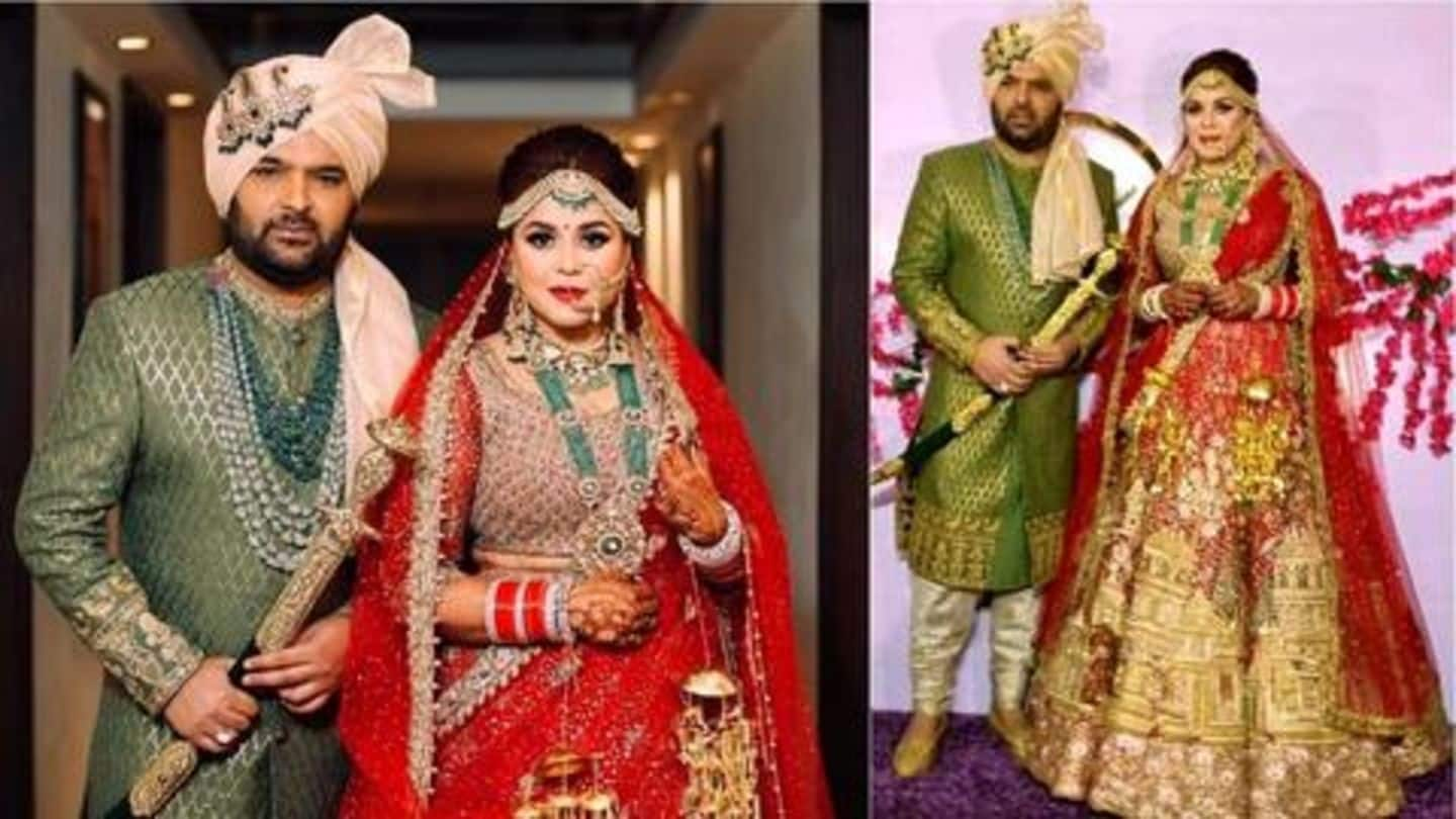 Here's how Kapil Sharma welcomed Ginni Chatrath to her 'sasural'