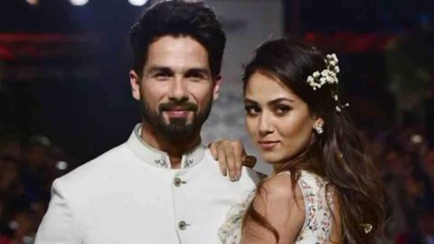 How was Shahid Kapoor's first-ever meeting with Mira? Actor reveals