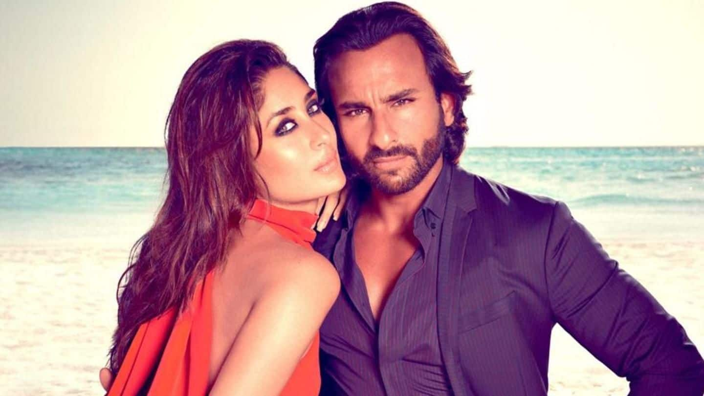 Saif reveals what made him fall in love with Kareena