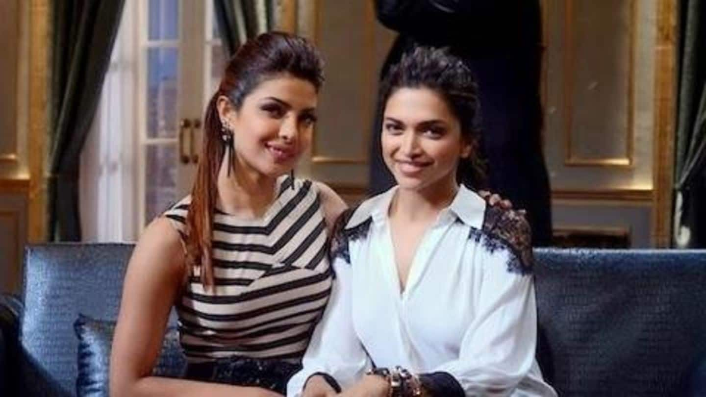 Deepika, Priyanka have fake followers on Instagram, says ICMP report