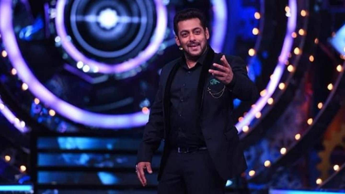 #BiggBoss12: Salman to get Rs. 14 crore for every episode