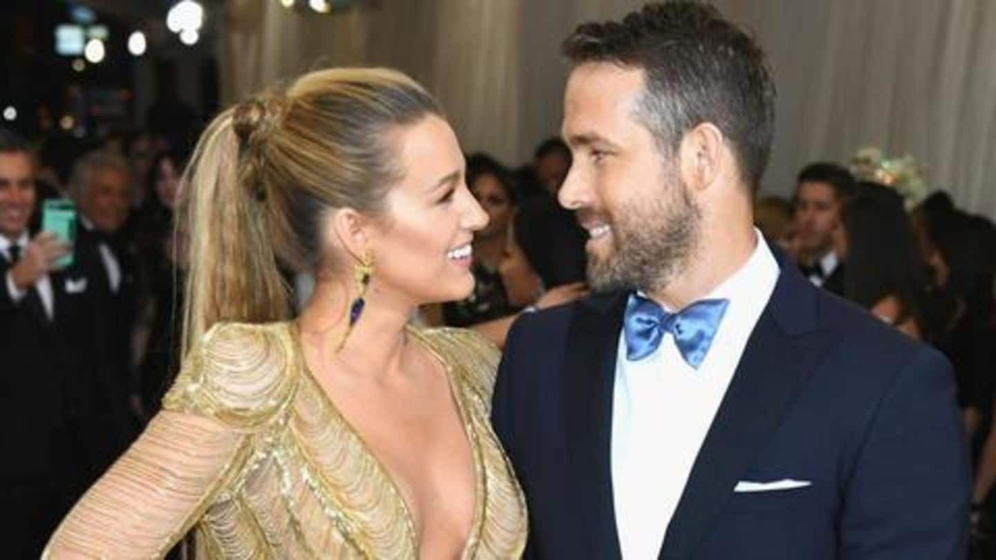 Ryan reacts to Blake 'cheating on him with ghost' comments