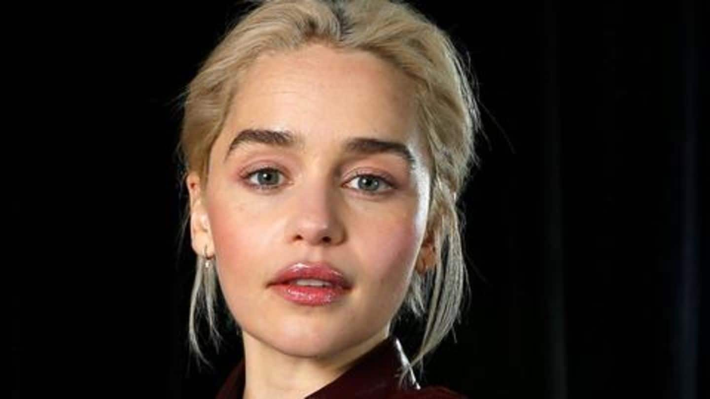 Revealed: How Emilia Clarke got her 'Game of Thrones' role