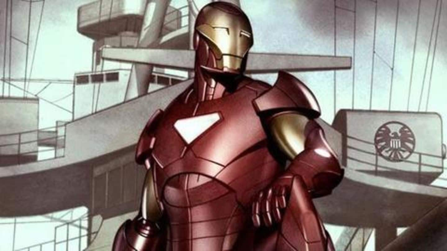 #ComicBytes: Five weird facts about Iron Man's armor