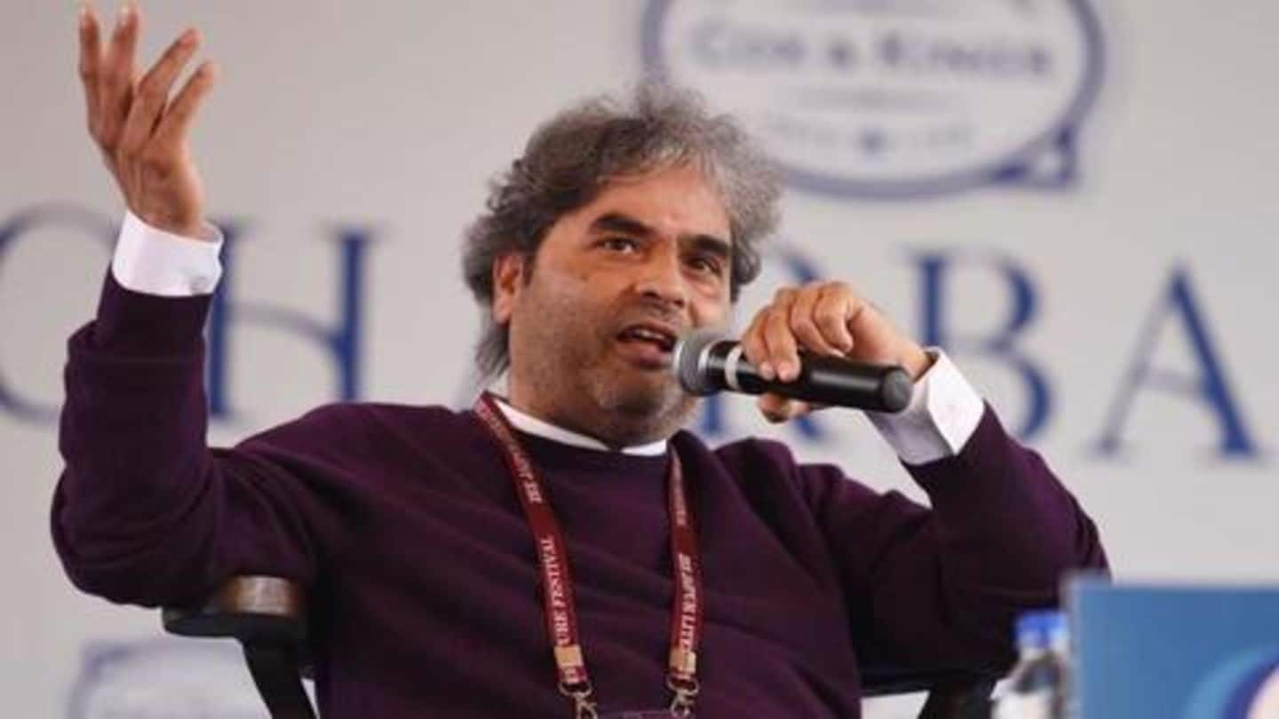 Netflix's 'Midnight's Children' series picks Vishal Bhardwaj as showrunner