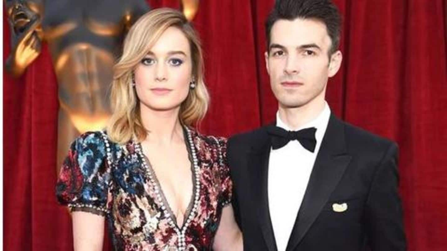 'Captain Marvel' star Brie Larson calls off engagement with fiance