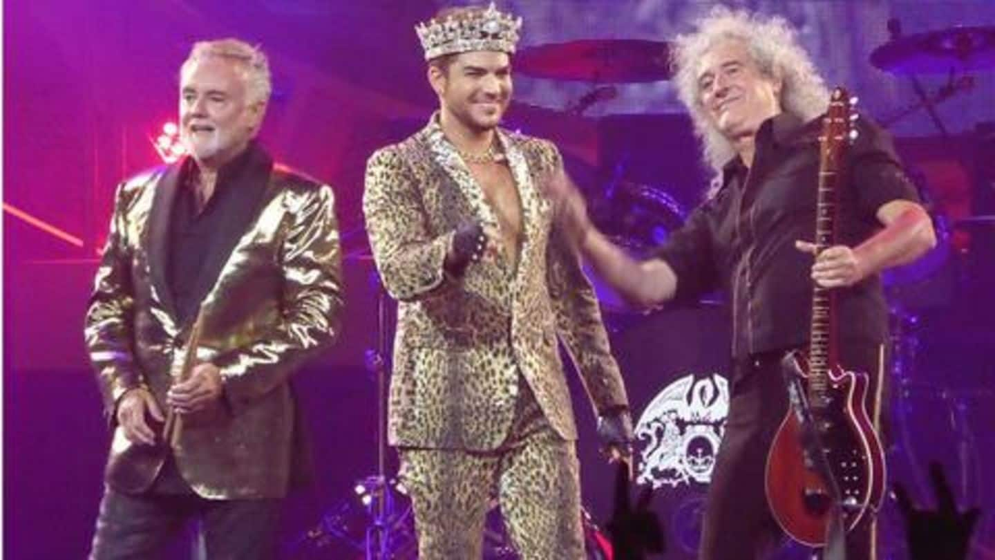 Oscars 2019 will see Queen perform with Adam Lambert