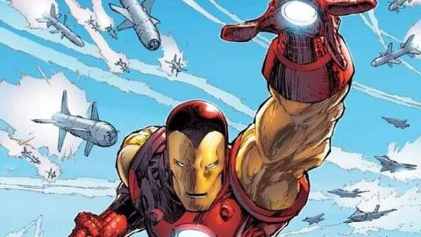 #ComicBytes: Five reasons why Iron Man's body is weird
