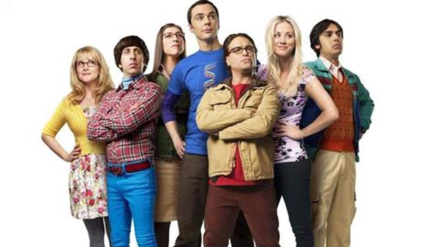 Did you know these facts about 'The Big Bang Theory'?