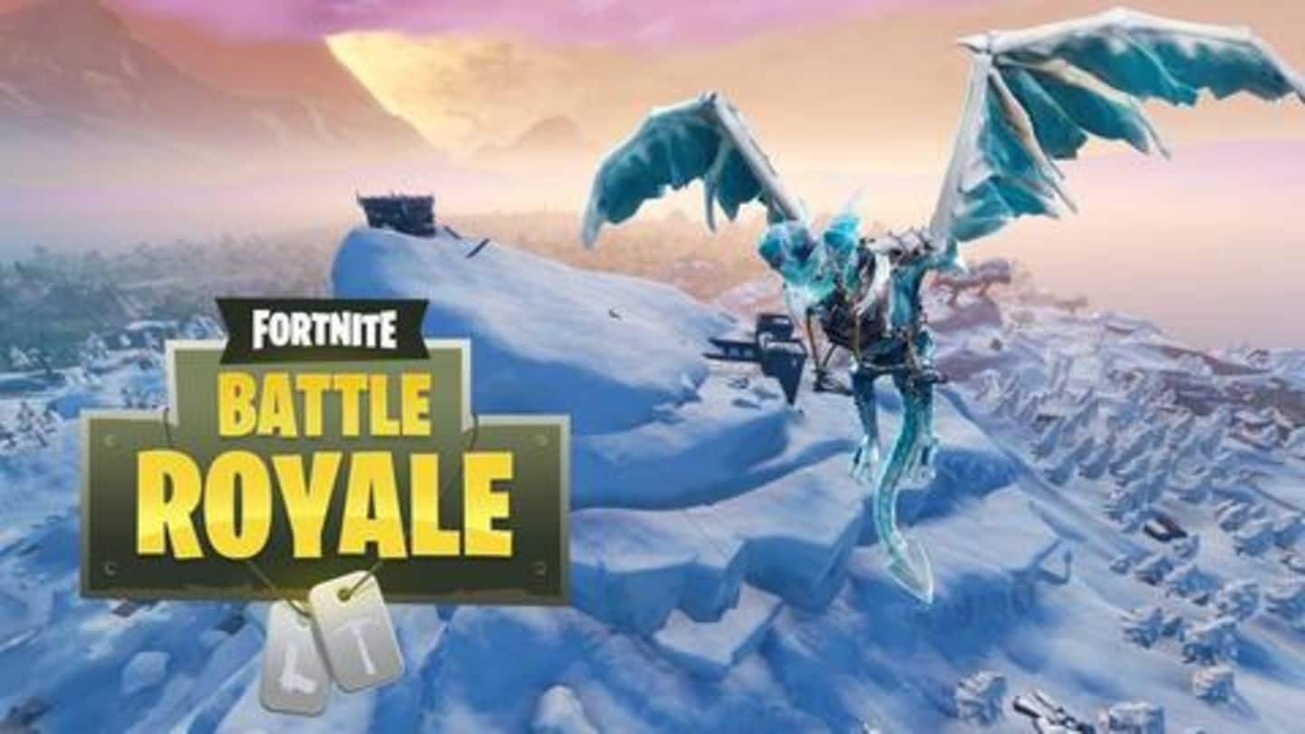 Gamingbytes Is Fortnite Introducing Dragons In The