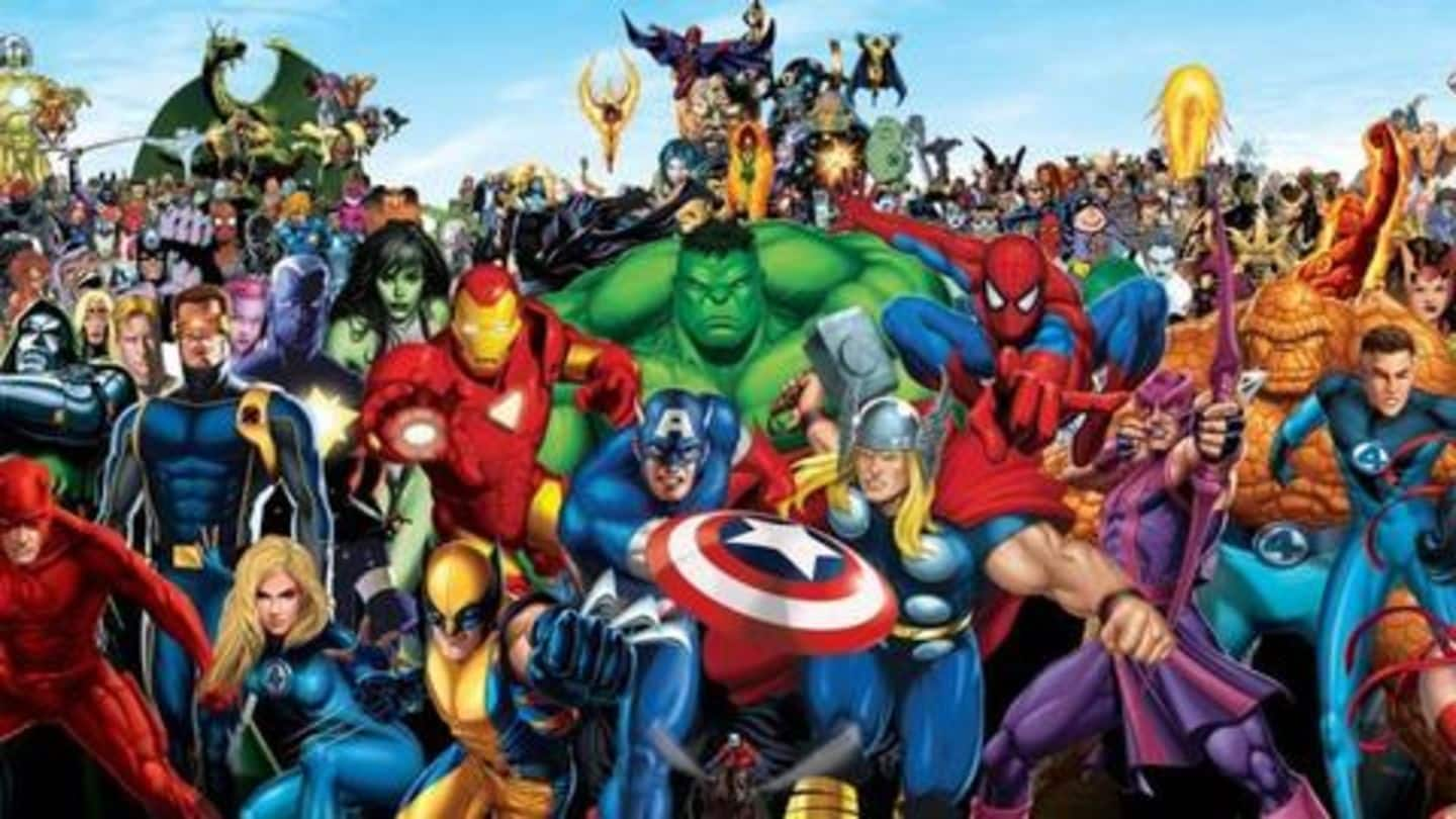 Five Marvel superheroes who have lame powers