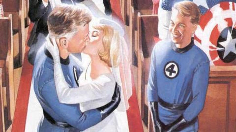 #ComicBytes: From SpiderMan-Mary Jane to Deadpool-Shiklah, Marvel's five best weddings