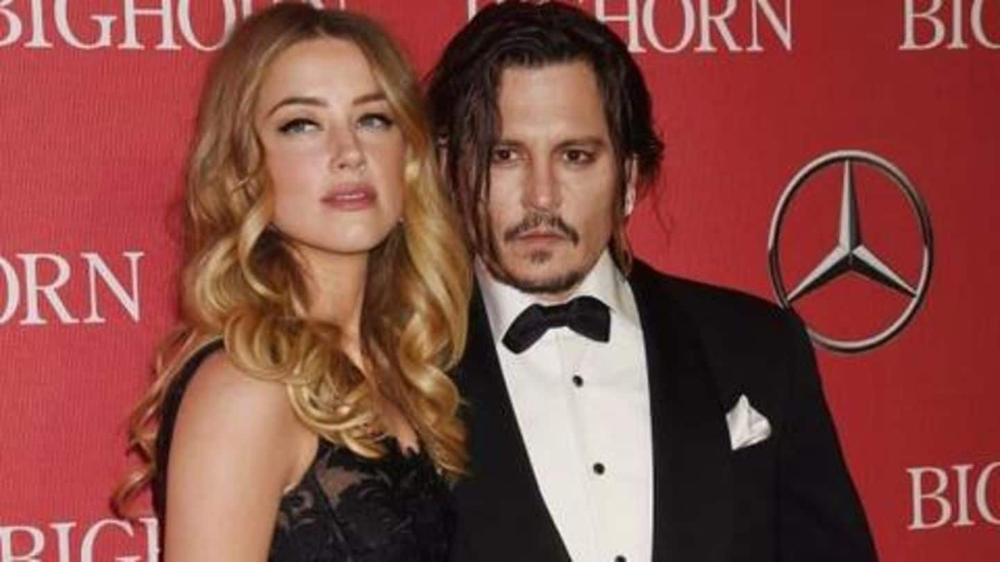 Ex-wife Amber Heard terrified of Johnny Depp's abusive alter-ego
