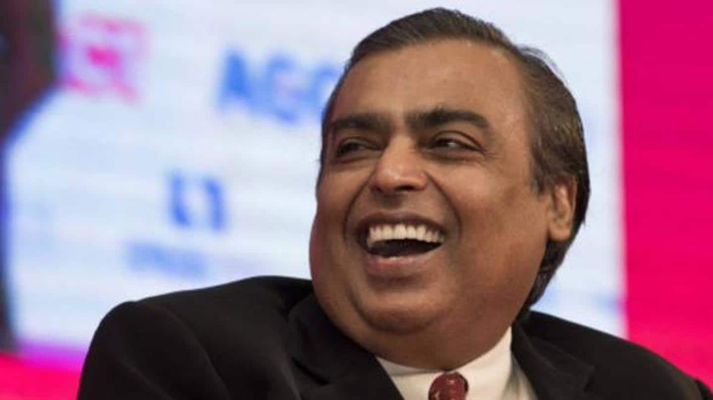 Mukesh Ambani becomes 6th richest person in the world