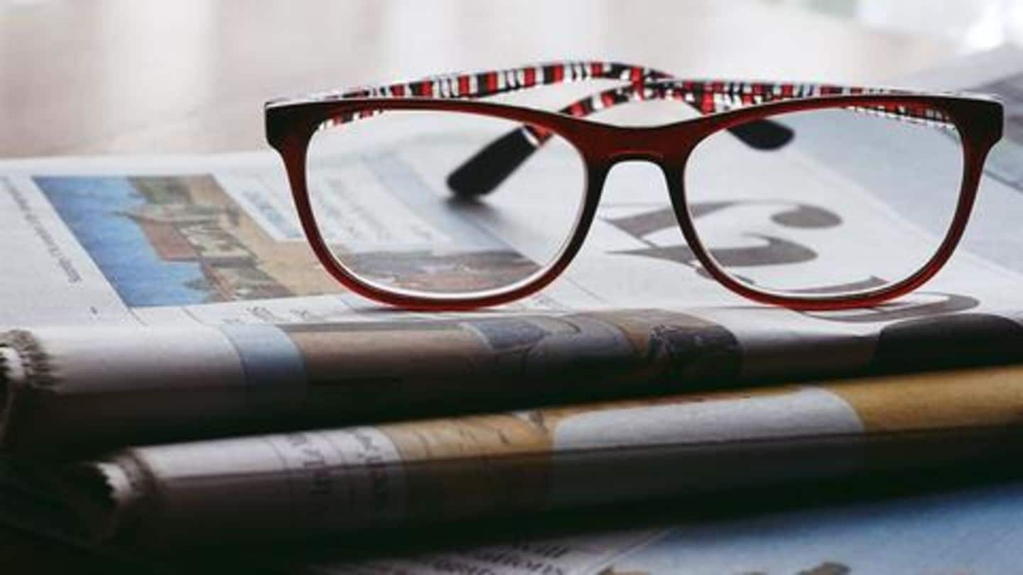 Now, there are eyeglasses to track your blood sugar