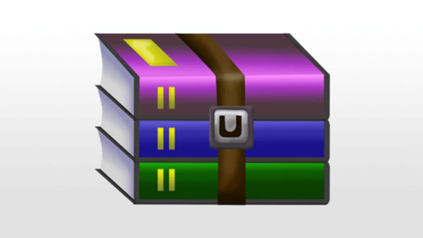 Update WinRAR: Hackers are exploiting 19-year-old bug, installing hard-to-detect malware