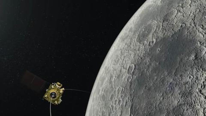 Vikram Lander detaches from Chandrayaan-2 orbiter, heading towards landing site