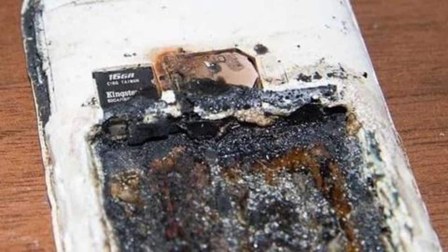 14-year-old girl dies after phone explodes on pillow: Details here