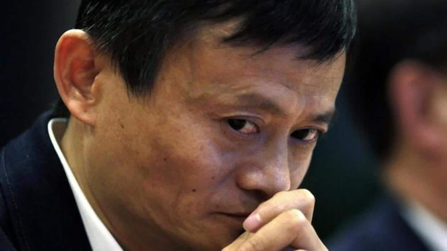 Jack Ma summoned by Indian court over censorship allegations