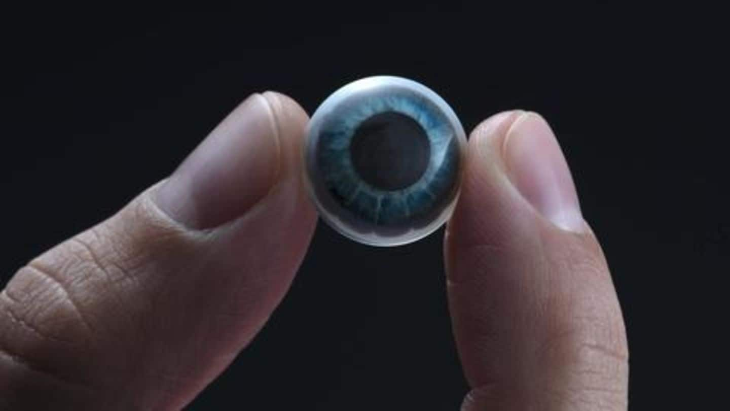 Smart contact lenses are coming. But, what are they?