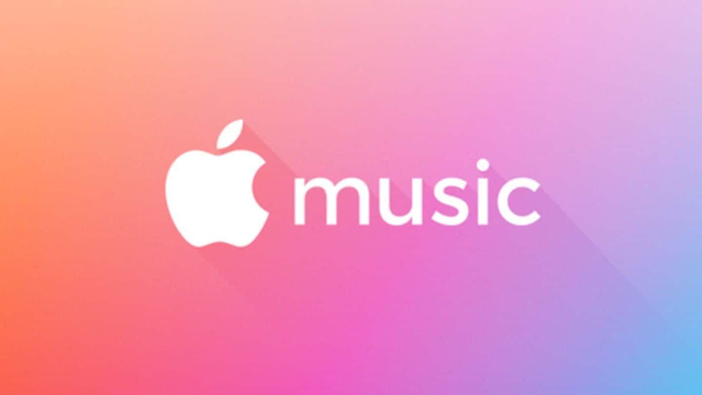 Get Apple Music free for six months (not in India)