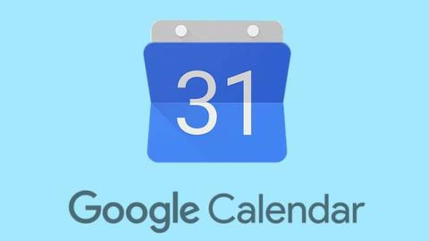 Google Calendar's bug: Here's how scammers can fool you