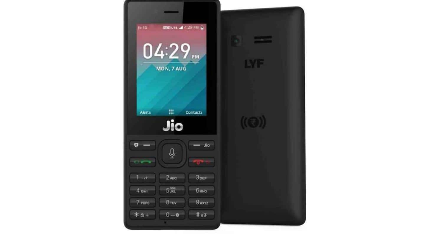 Now, JioPhone users can make UPI payments: Here's how