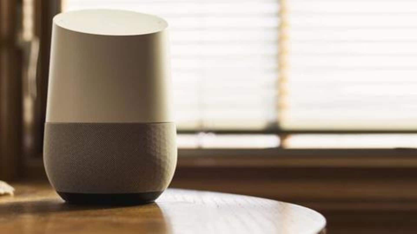 Now, talk to Google Home in Hindi: Here's how