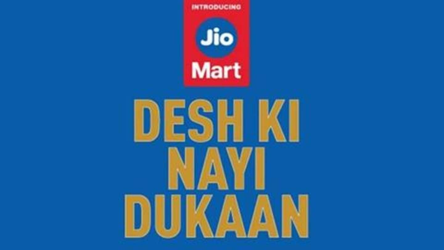 Reliance JioMart now live across 200 Indian cities: Details here