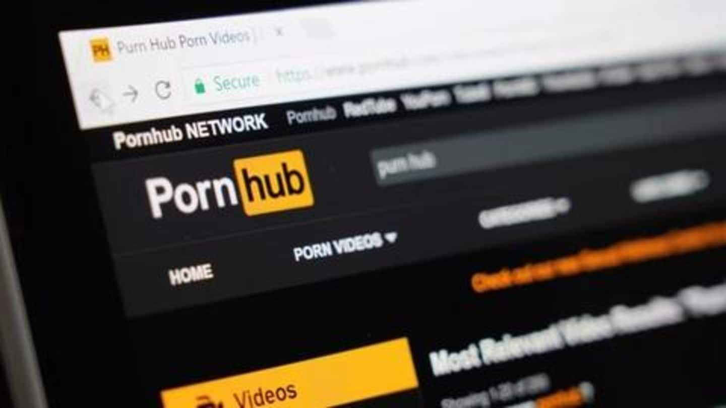 Pornhub, Redtube back in India, with a slight tweak