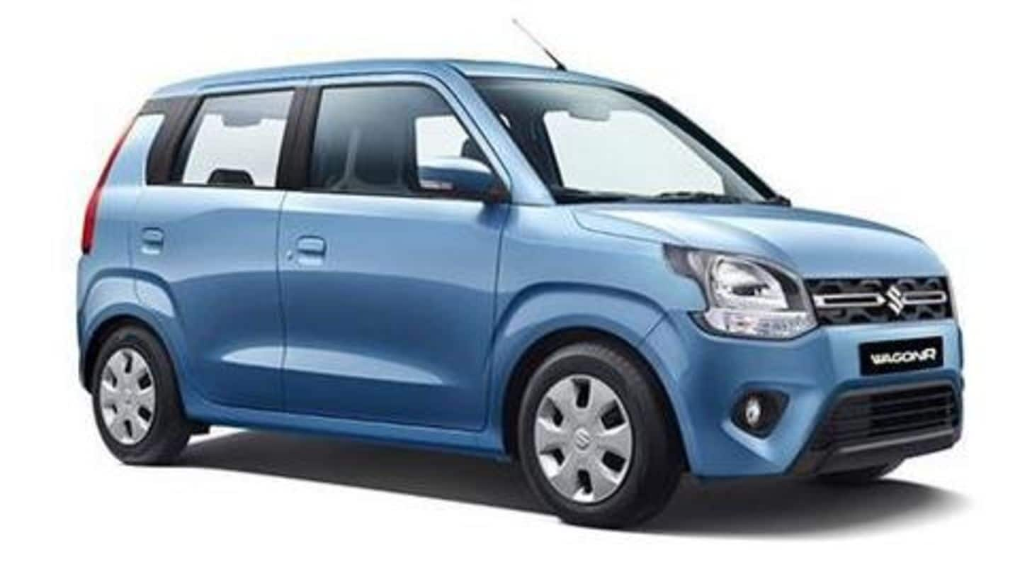 Maruti recalling 40,000 WagonR units: Check if yours is faulty