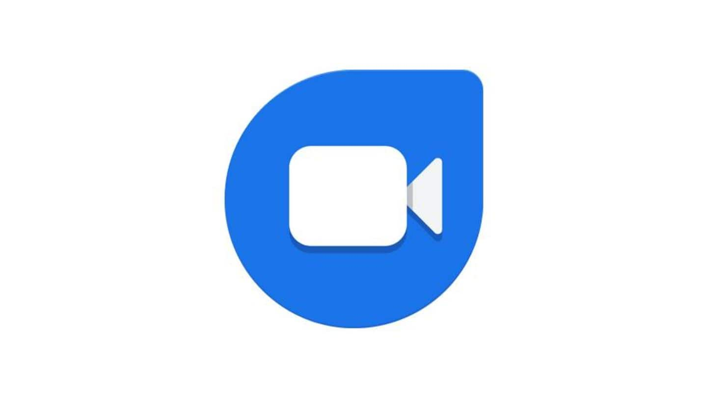 Now, screen sharing is available on Google Duo