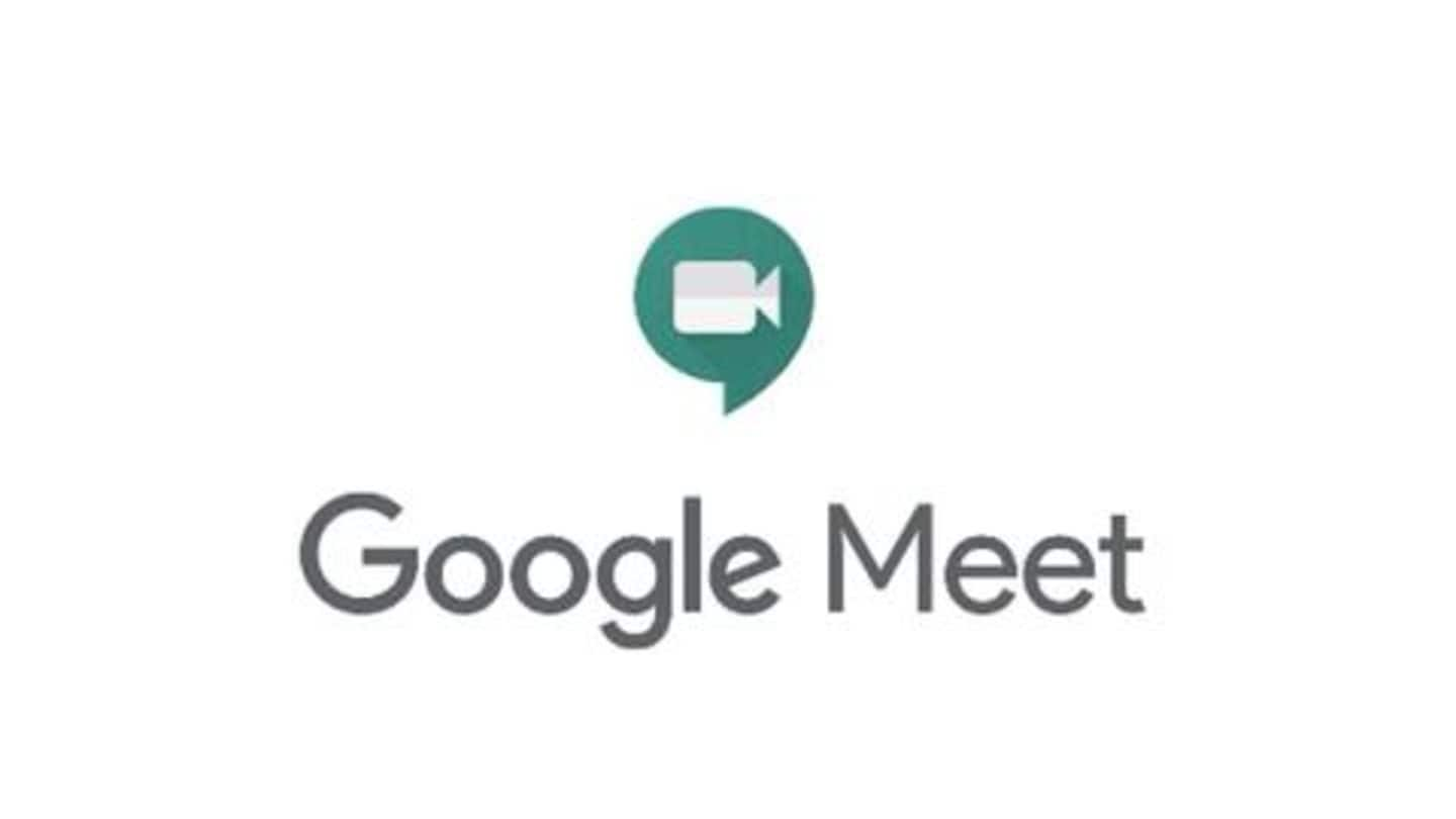 Google Meet now free in India: How to use it?