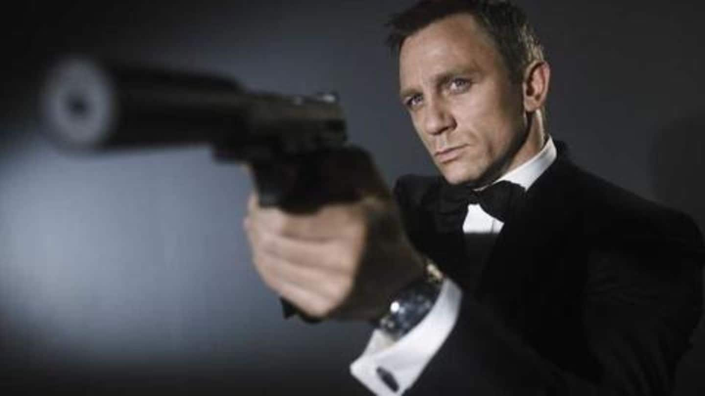 Nokia's 5G phone to feature in James Bond teaser, movie