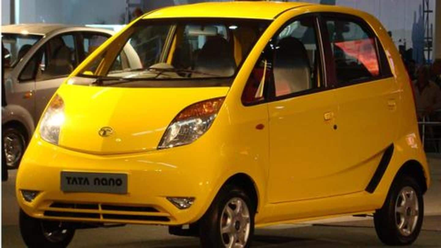 Soon, you might not be able to buy Tata Nano