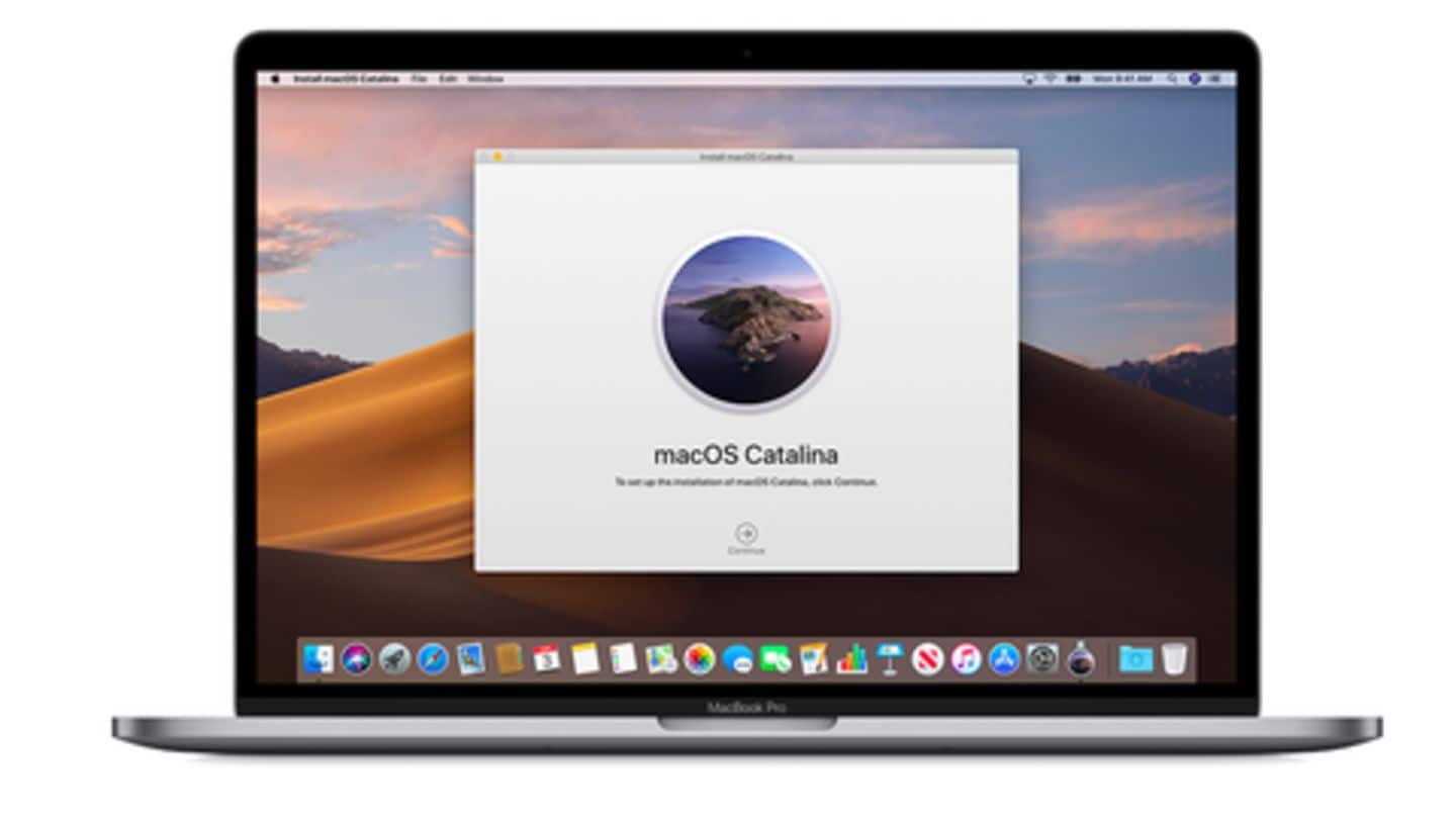 Don't upgrade! macOS Catalina is breaking app support