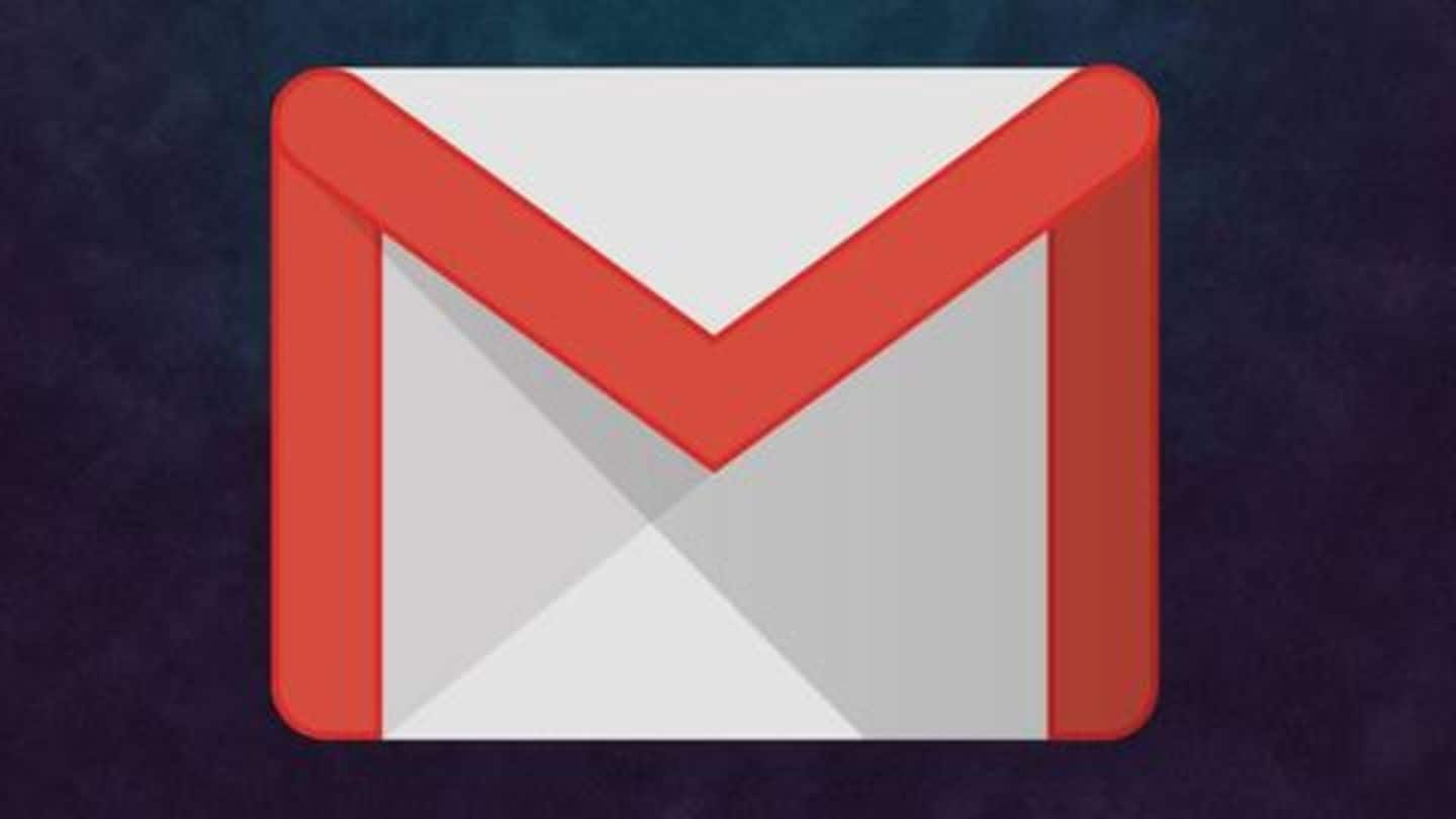 Gmail can stop co-workers from emailing when you're on vacation