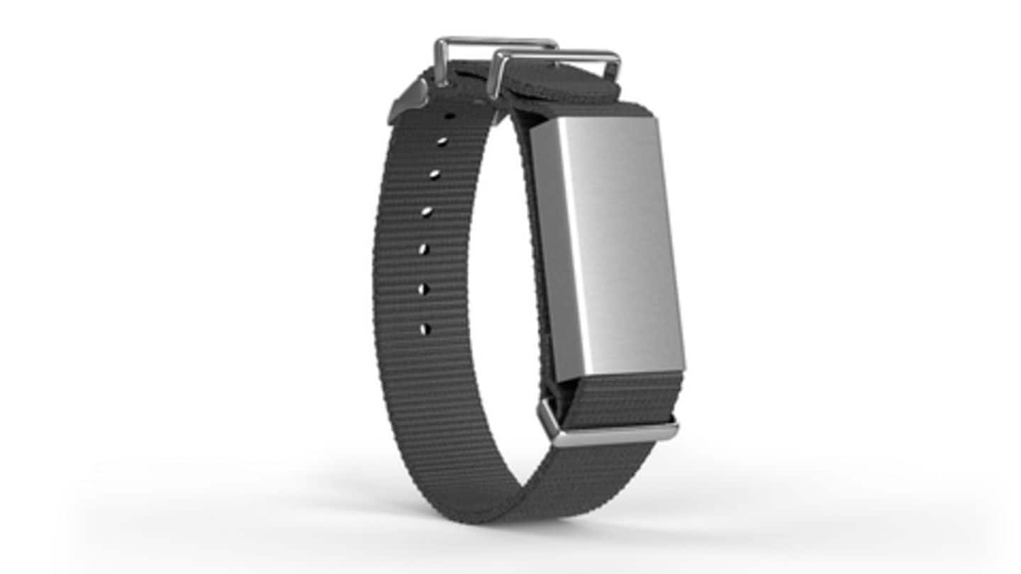 #CoronavirusInnovation: This smart band can stop your uncontrollable face-touching
