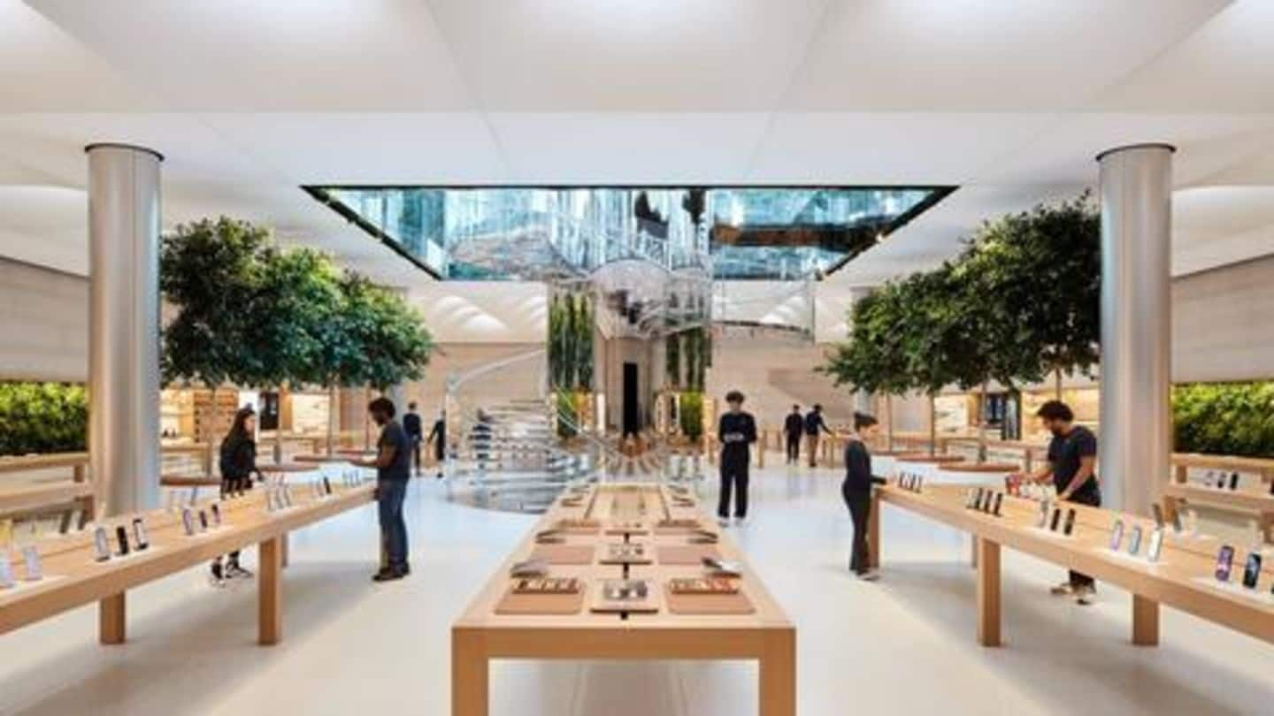 Apple Stores to restrict Watch, AirPods try-ons amid coronavirus outbreak
