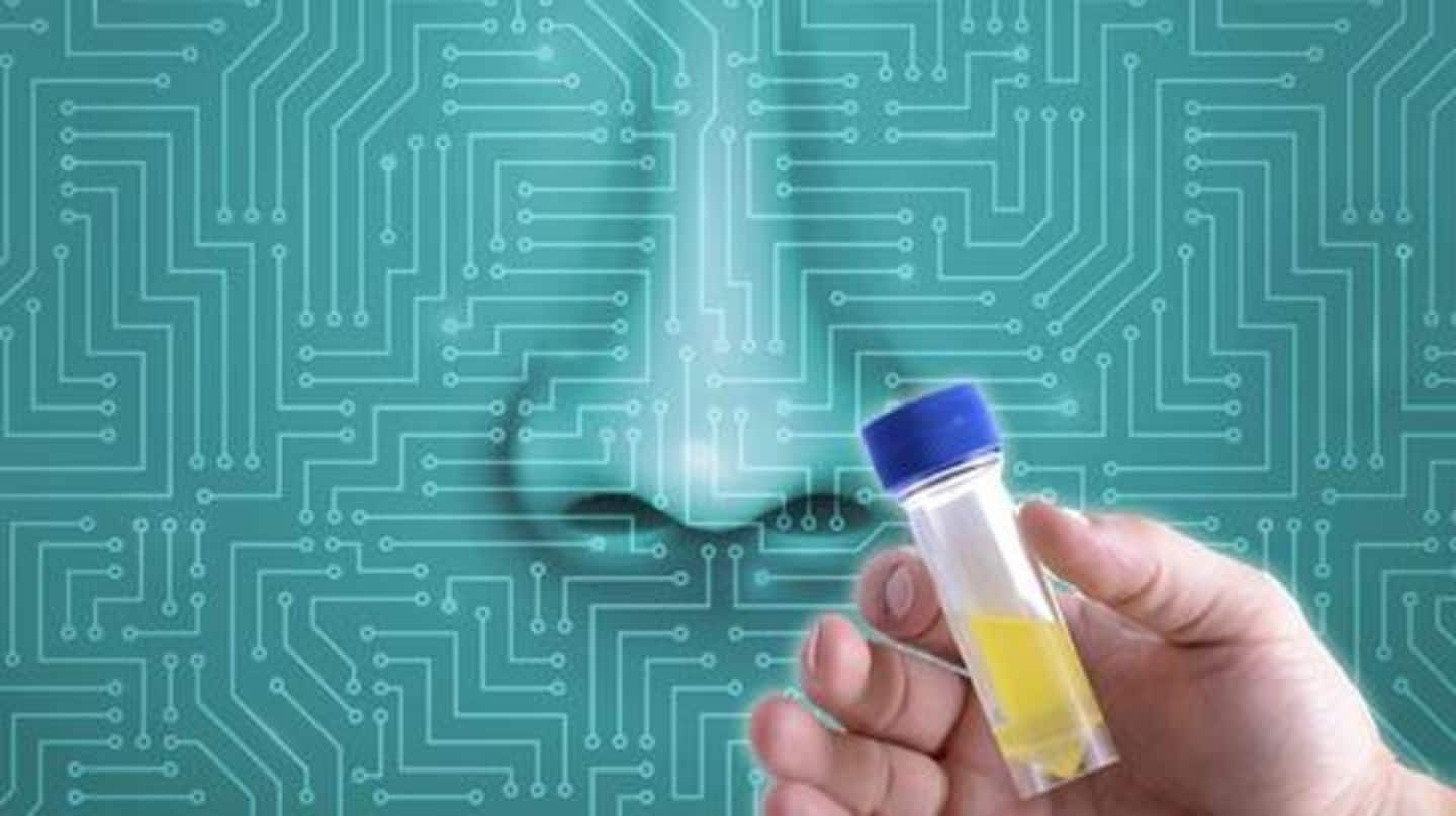 Google designed an AI engine that can recognize scents