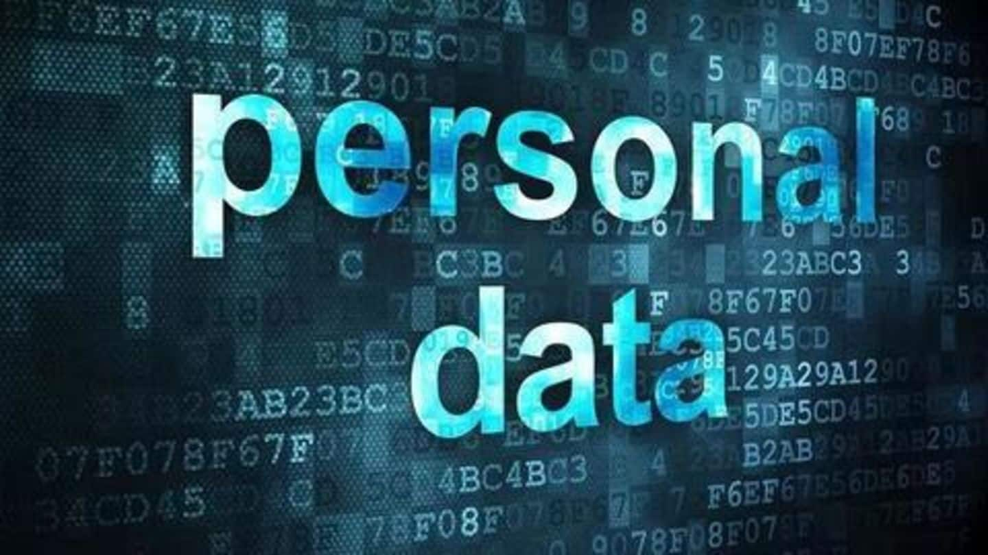 Soon, Personal Data Protection Bill will be tabled in Parliament