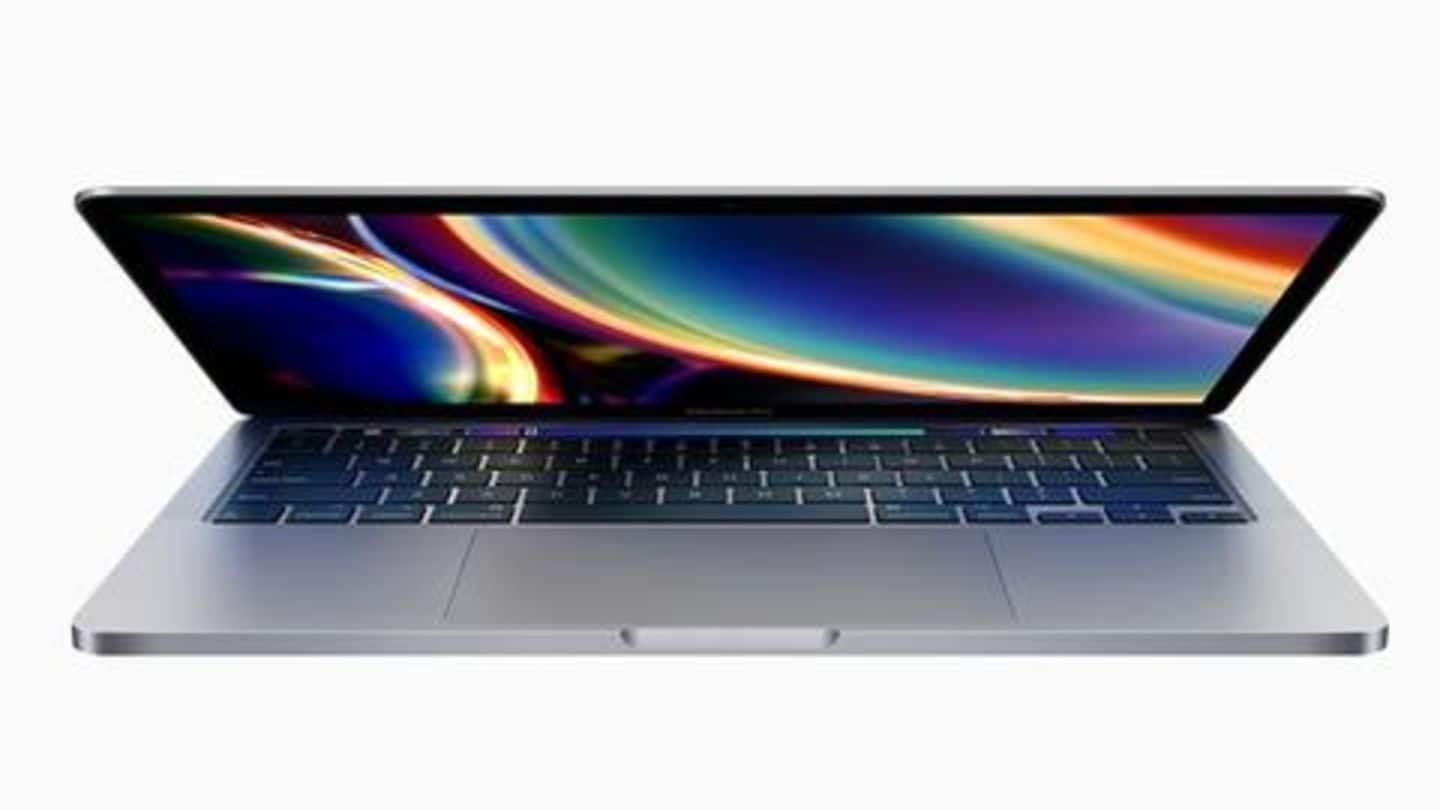 Apple launches new 13-inch MacBook Pro with 'Magic Keyboard'