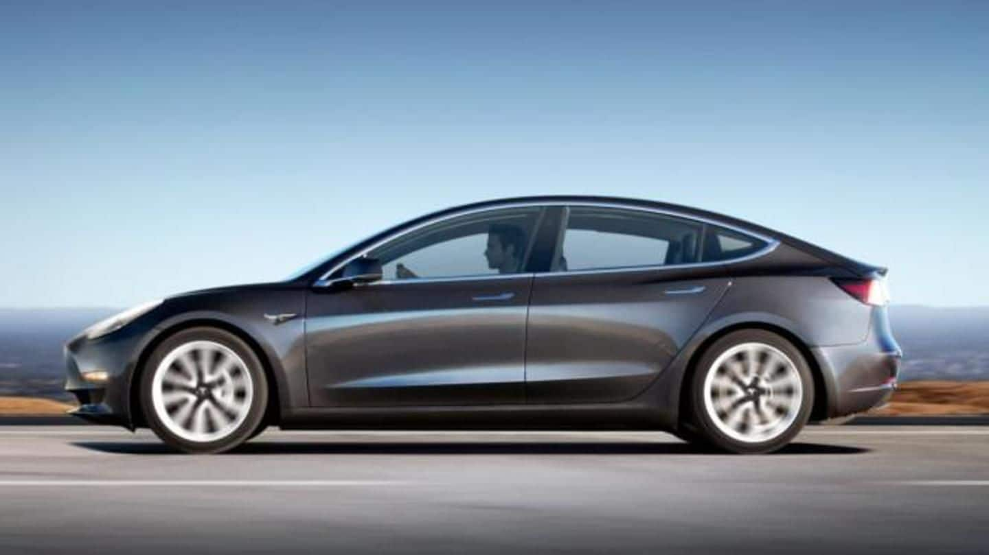 Tesla launches new lower cost Model 3: Details here