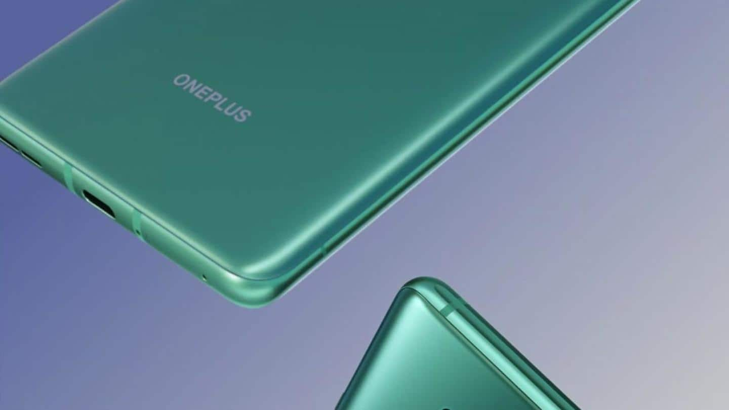 #LeakPeek: OnePlus 8T to come with a 120Hz AMOLED display