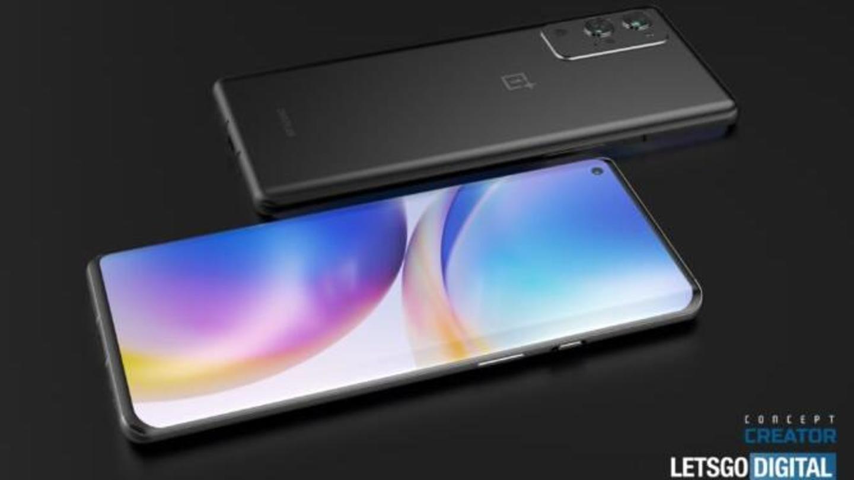 OnePlus 9 Pro 5G Renders Leaked