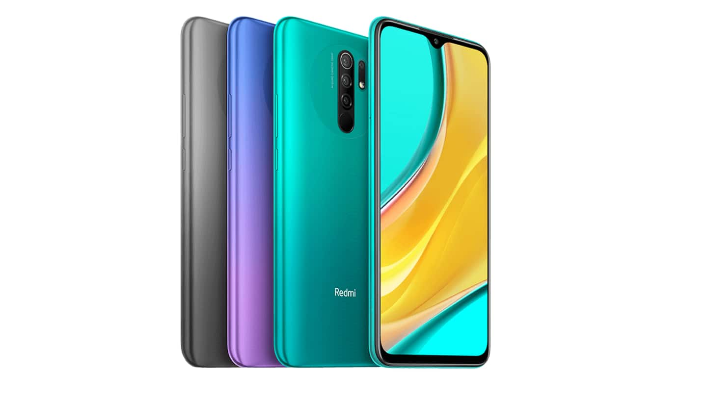 Redmi 9 to be launched in India on August 4