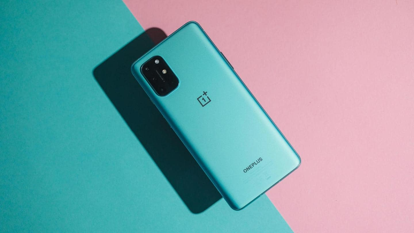 OnePlus releases OxygenOS 11.0.6.7 update for the OnePlus 8T