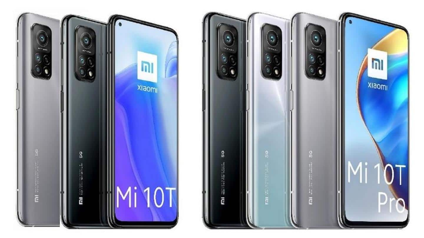 Mi 10T and Mi 10T Pro's full specifications leaked