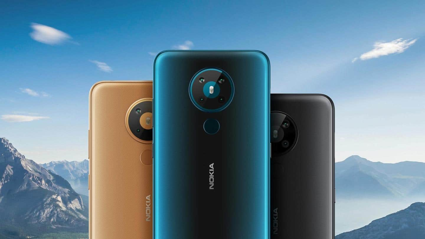 Nokia 8.3, 5.3 to receive Android 11 update in Q4